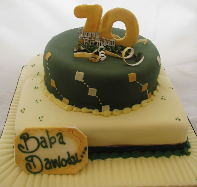 Art Cake Kuwait Number : Number Cakes Art de Gateau Cake